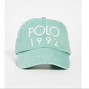 Polo Ralph Lauren 1992 Cap Montauk Chino Cap Mint